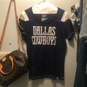 Tops - dallas cowboys shirt